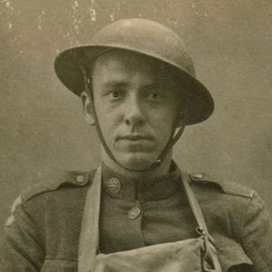 World War I doughboy