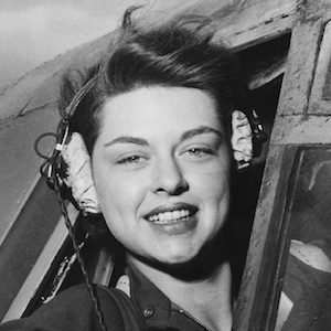 World War II pilot, Elizabeth L. Gardner